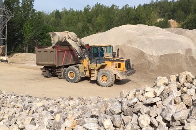 Вакансии на нерудные материалы ижевск Ижевск строительная компания переезд