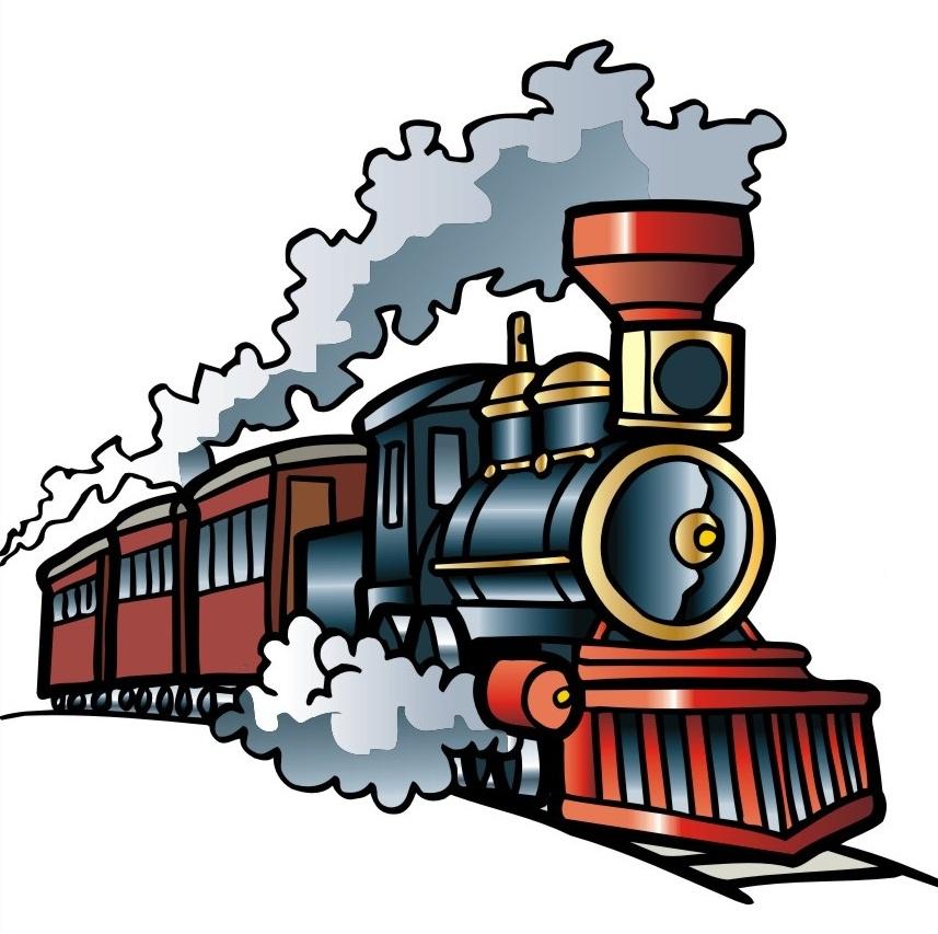 Фон для открытки с днем железнодорожника